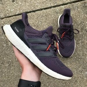 Ash Purple Ultra Boost 1.0